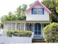 Beautiful Campground Victorian Home in Oak Bluffs