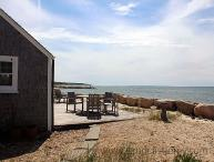 Beachfront house with beautiful views!
