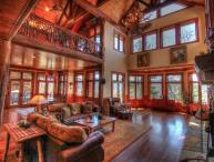 6BR/5BA Home in The Farm, Banner Elk, NC, 3 King Suites, Hot Tub, Pool Table