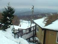 3BR Best Location on Beech Mountain, Ski In Ski Out, Multi-Mile Views, Lots of Decks and Windows to See the Slopes