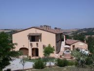 La Coppina - The Ruby farmhouse to rent near Siena, Tuscan home to let, holiday rental Tuscany
