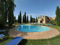 Quarantina - Il Pinto rental apartment Buonconvento Tuscany