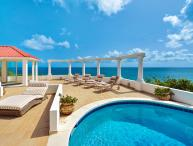 Terrasse de Mer at Terres Basses, Saint Maarten - Ocean View, Pool & Jacuzzi, Gym