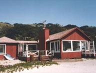 Classic beach house with ocean views