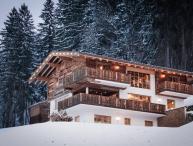 Luxury Chalet in Zillertal with sauna