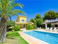 5 bedroom Villa in Calpe, Costa Blanca, Calpe, Spain : ref 2234968