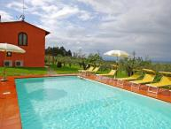 8 bedroom Villa in Montespertoli, Chianti, Tuscany, Italy : ref 2383110