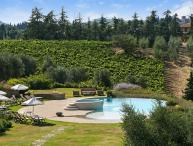 Sole del Chianti, Sleeps 16