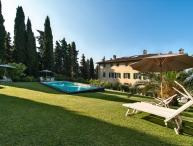 Large Historic Tuscan Villa with a Pool and Panoramic Views to the Sea - Villa