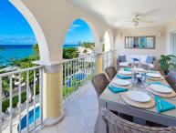 Sapphire Beach 307 at Dover Beach, Barbados - Beachfront, Gated Community, Pool