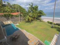 Luxury Beachfront Villa on White Sand Beach - Slp8