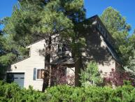 Fairway is a 3 bedroom vacation home in Pagosa Springs right on the golf course.