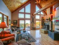 6BR Upscale Mountain-style Home, Long Range Views, Game Room, Fireplace, Club Amenities, 1.5 miles to the Slopes of Ski Beech, Enjoy Swimming, Fishing, Golf, Tennis, Hiking and more as well as Skiing, Snowboarding, and Sledding