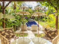 Ahh, 4 BR Tropical Garden Villa, Ubud