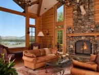 Riversong Lodge, Sleeps 14