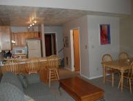 Vacation Condo with Views of Snowbasin and Pineview Lake at Wolf Creek Utah