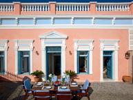 Large Historic Santorini Villa with Views and a Jacuzzi - Villa Oia