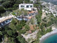 Amalfi Coast Villa near Positano with Beach Access  - Villa Persephone