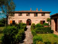 Historic Tuscan Villa with Cottage with Private Pool and Tennis Court - Villa Duca and Cottage