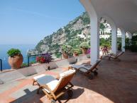 Beautiful Villa in Positano with Sea Views - Villa Rina