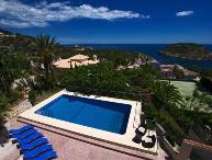 Modern Costa Blanca Villa near Javea with Ocean Views  - Villa Linda