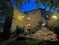 Villa with Pool in Eastern Tuscany  - Girasole - 12