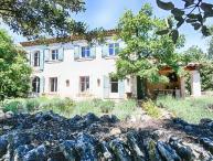 Family-Friendly Villa Near Isle-sur-la-Sorgue in Provence - Bastide d'Alpilles
