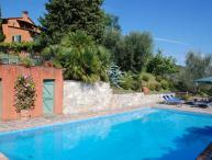 Beautiful Tuscan Villa with Pool on a Hillside Near Lucca - Villa Oliva
