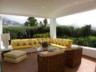 Villa Capri Delight holiday vacation large villa rental italy capri pool walk to town
