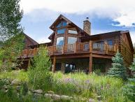 Stunning 5 Bedroom Custom Log Home steps away from Frisco`s Reserve!