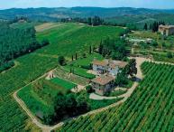 9 bedroom Villa in Greve in Chianti, Chianti, Tuscany, Italy : ref 2307260