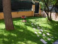 Apartment with lovely garden in Rome. - 3460