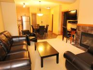 Canmore Lodges at Canmore 1 Bedroom Premium Condo