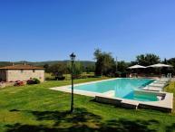 5 bedroom Villa in Bucine, Siena and surroundings, Tuscany, Italy : ref 2307239