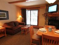 Banff Hidden Ridge Resort Lovely 1 Bedroom Condo (2 Queens)