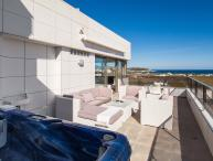 Casa Yole,penthouse with sea view,outdoor minipool