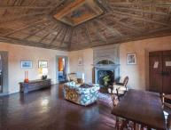 Tuscan Apartment in Historic Castle - Il Castello Cupola