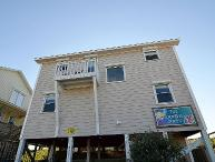 Krabby Patty - Exceptional Oceanfront View, Updated, Fantastic Deck, Cheerful