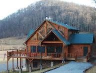 Feb-March $50 OFF 3-6 NT-RiverTime-Upscale Riverfront Cabin near Boone & Skiing