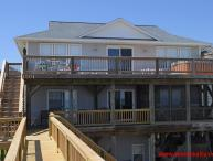 Large Oceanfront Home with Hot Tub and Views, Views, Views! - 4 Reel