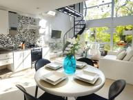 1 bedroom condo with terrace-Palermo Soho-blue-vio