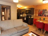 Banff Rocky Mountain Resort Updated 2 Bedroom Wolf Condo