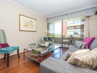 Elegant 2 Bedroom Apartment Near Parque Araucano