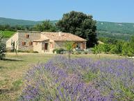 St Martin de Castillon Provence Luberon Charming landhouse 5p, eated private pool