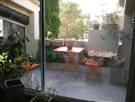 Holiday rental 2 bedroom apartment Aix En Provence (Bouches-du-Rhône), 90 m²