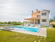 4 bedroom Villa in Kanfanar, Istria, Croatia : ref 2262399