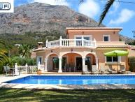 4 bedroom Villa in Javea, Costa Blanca, Javea, Spain : ref 2301008
