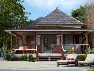 Romantic Cottage near White Sandy Beach
