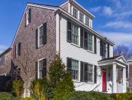ALLNW - Historic Luxury Retreat with Pool, Village Location, Walk to In-town Beaches,  Steps to Main St, Gourmet Dining, Boutique Shops