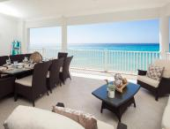 5th floor luxury beachfront condo on the picturesque South Coast of Barbados